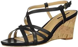 Tahari Women's TA-Future Wedge Sandal