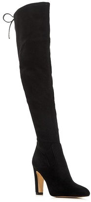 IVANKA TRUMP Smith Over The Knee High Heel Boots $179 thestylecure.com