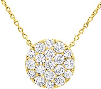 Diana M Fine Jewelry 14K 0.99 Ct. Tw. Diamond Necklace