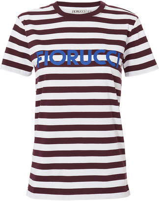Fiorucci Iconic Stripes T-Shirt