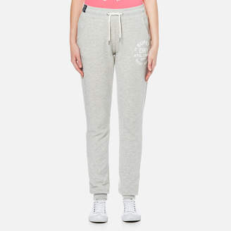Superdry Women's Athletic League Cuff Joggers