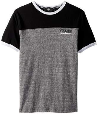 Volcom Walden Crew Tee Boy's T Shirt
