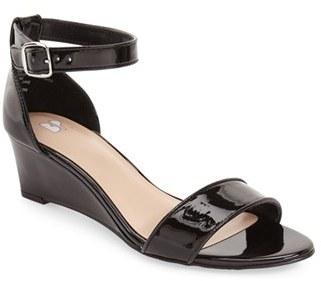 BP. 'Roxie' Wedge Sandal $59.95 thestylecure.com