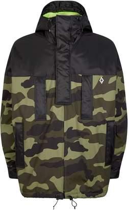 Marcelo Burlon County of Milan Camouflage Parka Jacket