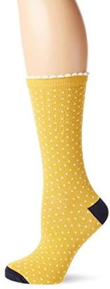 Fat Face Women's Mini SPOT Casual Socks