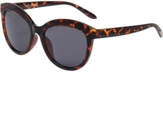 1d905271f07 Cat Eye Fluid Womens Cateye Sunglasses Brown