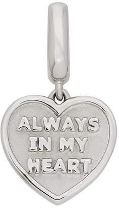 Proenza Schouler FINE JEWELRY Personal Style Sterling Silver Heart Charm