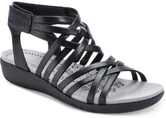 Bare Traps Baretraps Janny Strappy Wedge Sandals Women's Shoes