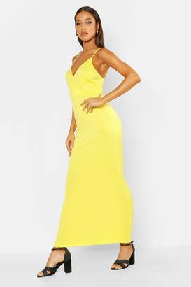 afe64445806 boohoo Yellow Maxi Day Dresses - ShopStyle