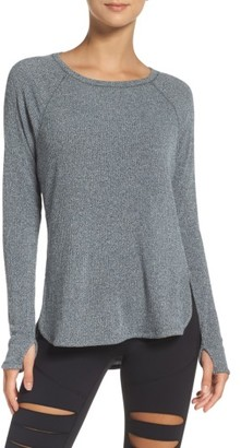 Women's Zella Don'T Sweat It Sweater $59 thestylecure.com