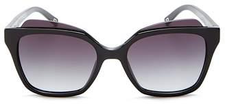 Marc Jacobs Square Sunglasses, 53mm