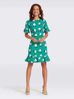 Draper James Magnolia Tulip Ponte Dress