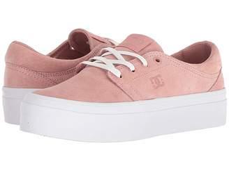 DC Trase Platform LE Women's Skate Shoes