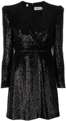 A.L.C. metallic sequin dress