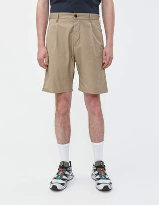 Carhartt Wip Gerald Poplin Short in Leather