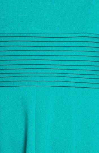 Women's Eliza J Ponte Fit & Flare Dress 2