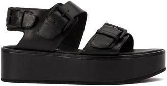 Ann Demeulemeester platform sandals