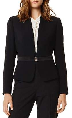 Karen Millen Tailored Peplum Blazer