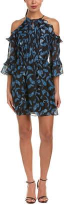 Rachel Zoe Vikki Silk A-Line Dress
