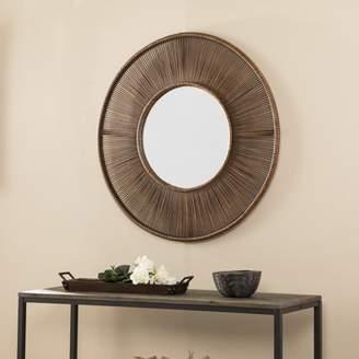 Ryde Southern Enterprises Oversized Decorative Mirror, Natural