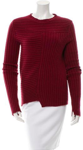 CelineCéline Wool Crew Neck Sweater