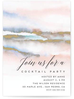 Hidden Gem Party Invitations