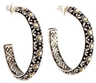 John Hardy Jaisalmer Big Hoop Earrings