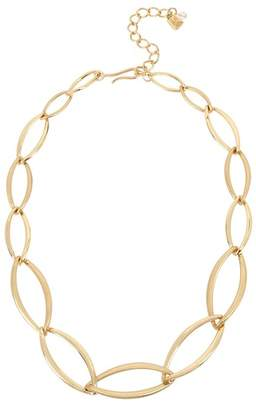 Robert Lee Morris Oval Link Short Necklace
