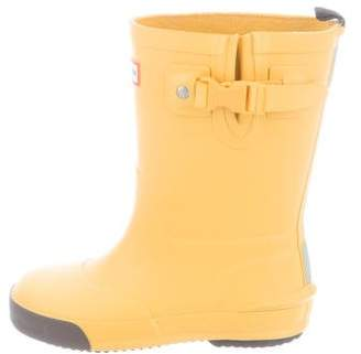 Hunter Kids' Rubber Rain Boots w/ Tags