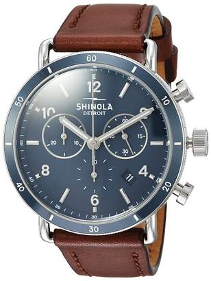 Shinola Detroit - The Canfield Sport Chronograph 40mm - 20089887