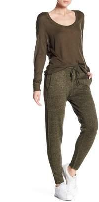 LEIMERE Knit Cashmere Blend Jogger Pants