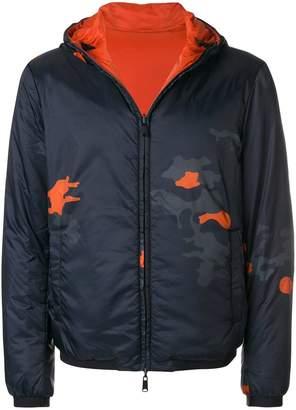 Emporio Armani camouflage effect jacket