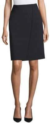 BOSS Ponte Pencil Skirt