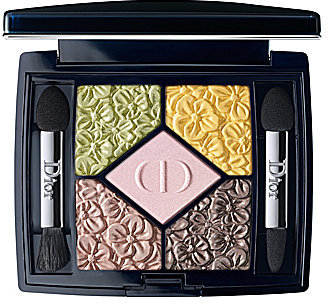 Christian Dior Dior 5 Couleurs Glowing Gardens Couture Colours & Effects Limited-Edition Eyeshadow Palette