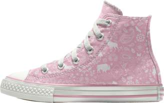 Nike Converse Custom Chuck Taylor Woodland Critters Little Kidsrsquo; Shoe