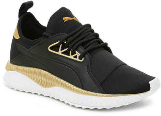 Black And Gold Puma Sneakers - ShopStyle eddc608a0