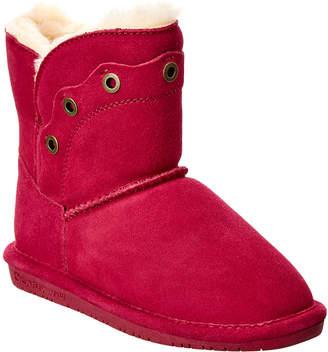 BearPaw Girls' Gypsy Suede Boot