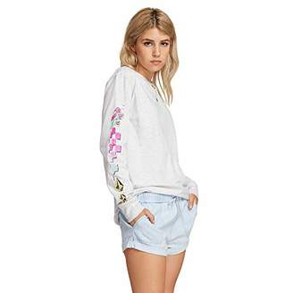 Volcom Junior's Women's VLCM 1991 Long Sleeve Tee
