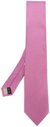 Salvatore Ferragamo acorn print tie