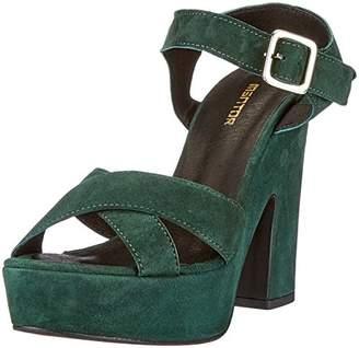 Mentor Women's Pump Sandal Platform Heels