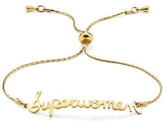 Rebecca Minkoff Superwomen Slider Bracelet