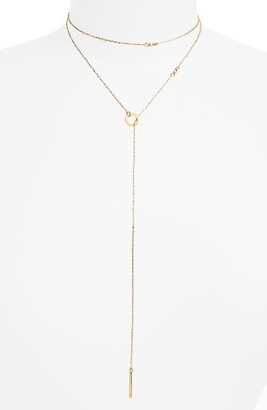 Women's Baublebar Lyssa Layered Y-Necklace $32 thestylecure.com