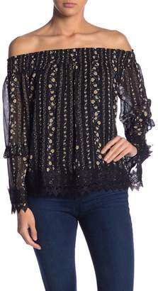 Moon River Off The Shoulder Blouse