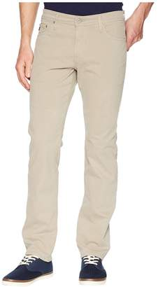 AG Adriano Goldschmied The Graduate Tailored Straight Sueded Stretch Sateen Men's Casual Pants