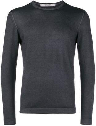 D'aniello La Fileria For long-sleeve fitted sweater