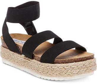 Steve Madden Women Kimmie Flatform Espadrille Sandals