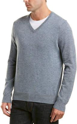 Phenix Cashmere V-Neck Sweater