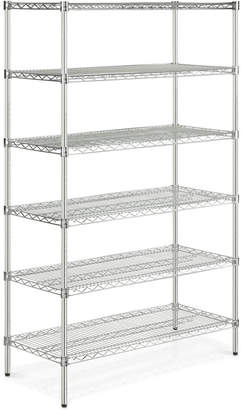Honey-Can-Do Heavy-Duty 6-Tier Shelving Unit