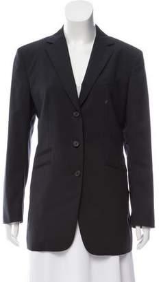 Prada Structured Wool Blazer