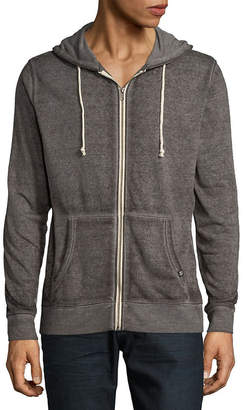 Threads 4 Thought Burnout Hooded Zip-Up